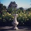 Roses, armillary sphere, 10/1/15