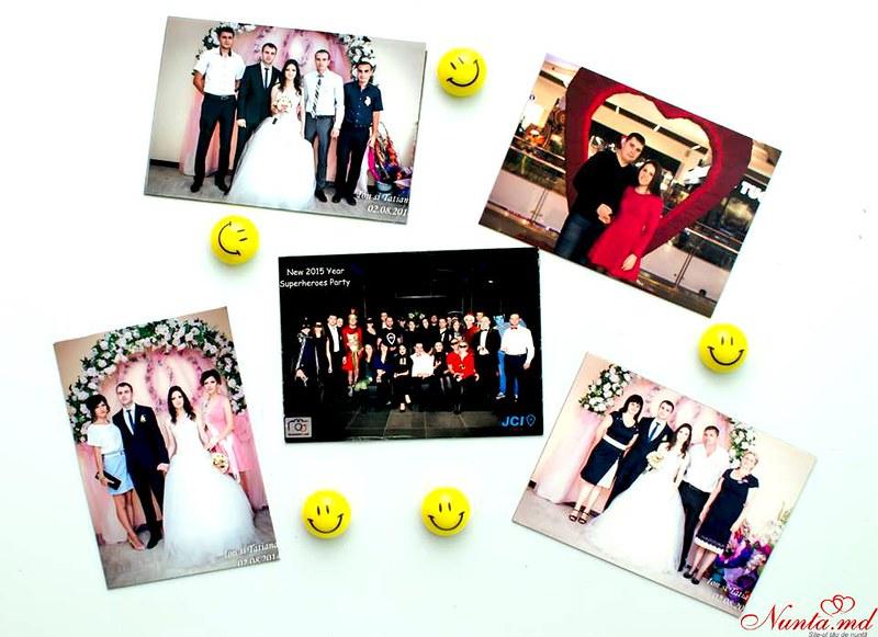Rememberit.md- Salvează clipele plăcute din viaţa ta > Foto Magneți personalizați cadou