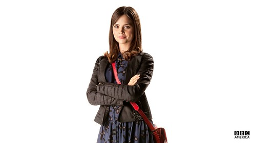 Doctor Who Clara Oswald