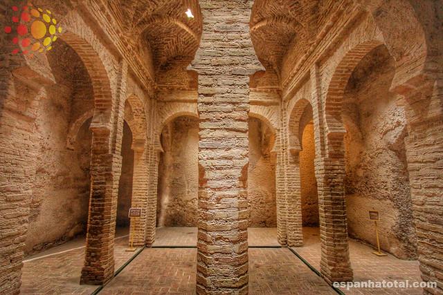 Jerez de la frontera espanha total for Hammam andalusi jerez