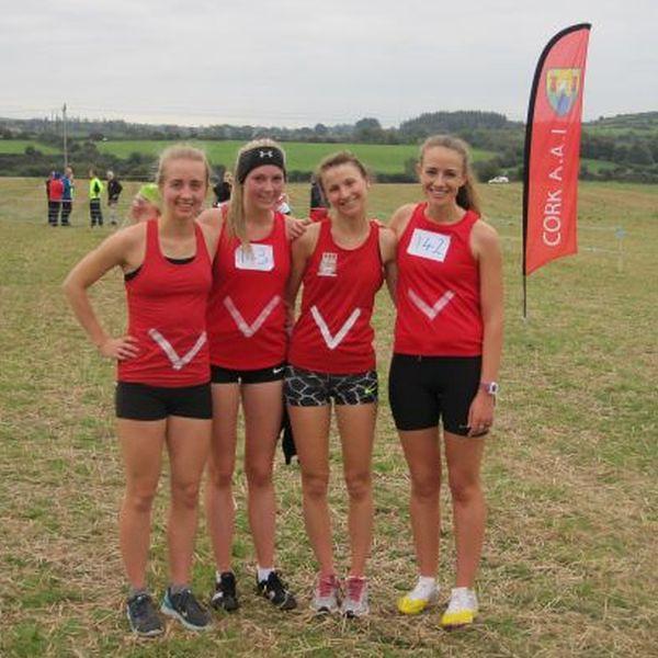Cork Athletics - County Intermediate & Novice 'B' Cross-Country Championship 2015