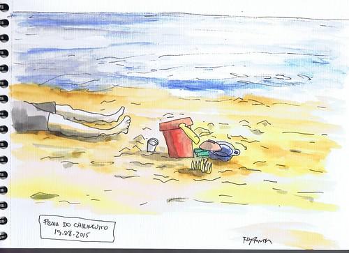 2015.08.19 Praia do Chiringuito