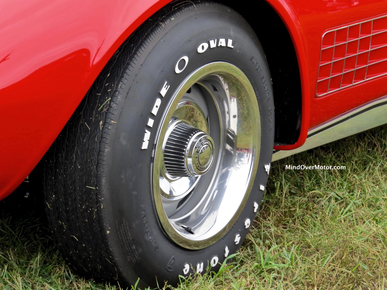 1971 Corvette Stingray Wheel