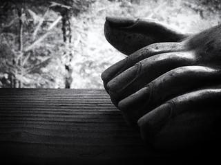 Toe of Buddha