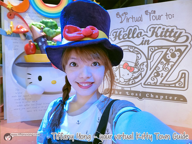 Hello Kitty in Oz Tiffany Yong 2