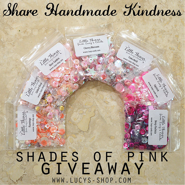 Share Handmade Kindness giveaway 2