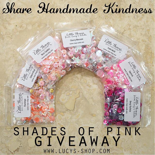 Share Handmade Kindness giveaway 2