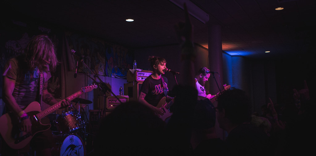 Chumped @ The Wooly | 11.1.15 | Fest 14