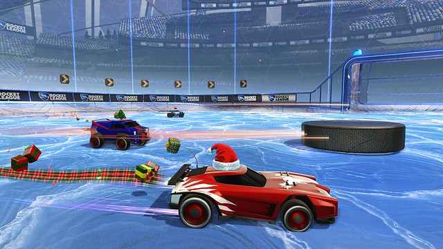 Rocket League - Winter Games