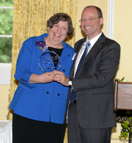 Alumna of the Year 2015
