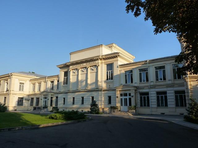 Roumanie : Bucarest