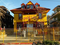 Vietnamese Buddhist temple in University Heights NYC