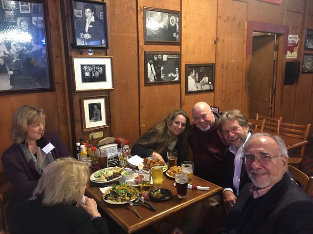 Salute to Manuel's Tavern: 60 Years (And Counting!) of Journalism History