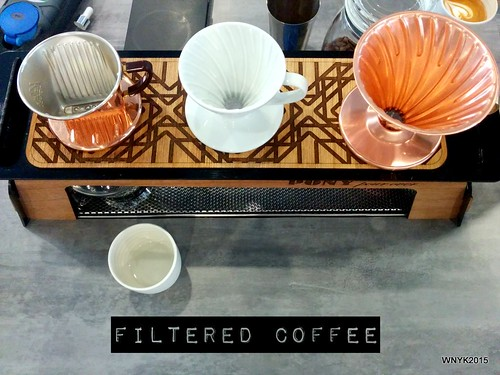 Filter Coffee Station