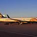 N329TZ ATA Airlines 737-83N in KCLE by GeorgeM757