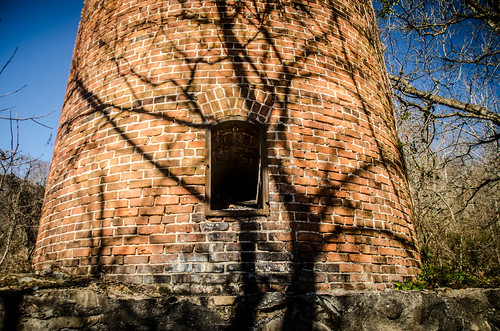 Glendale Mill Ruins-028