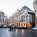 Bruxelles - Alerte maximale - Grand-Place (Grote Markt) - Press - CNN by saigneurdeguerre