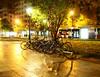 Bicicletas en el Boulevard