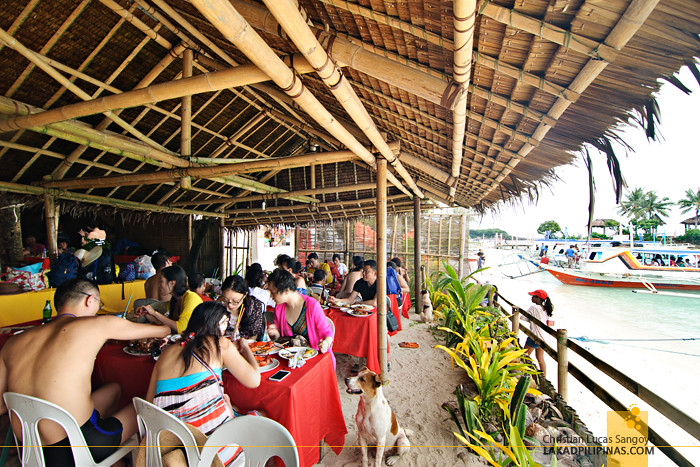 Boracay Island Hopping Lunch Buffet