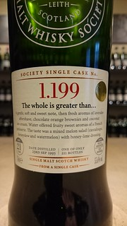 SMWS 1.199 - The whole is greater than...