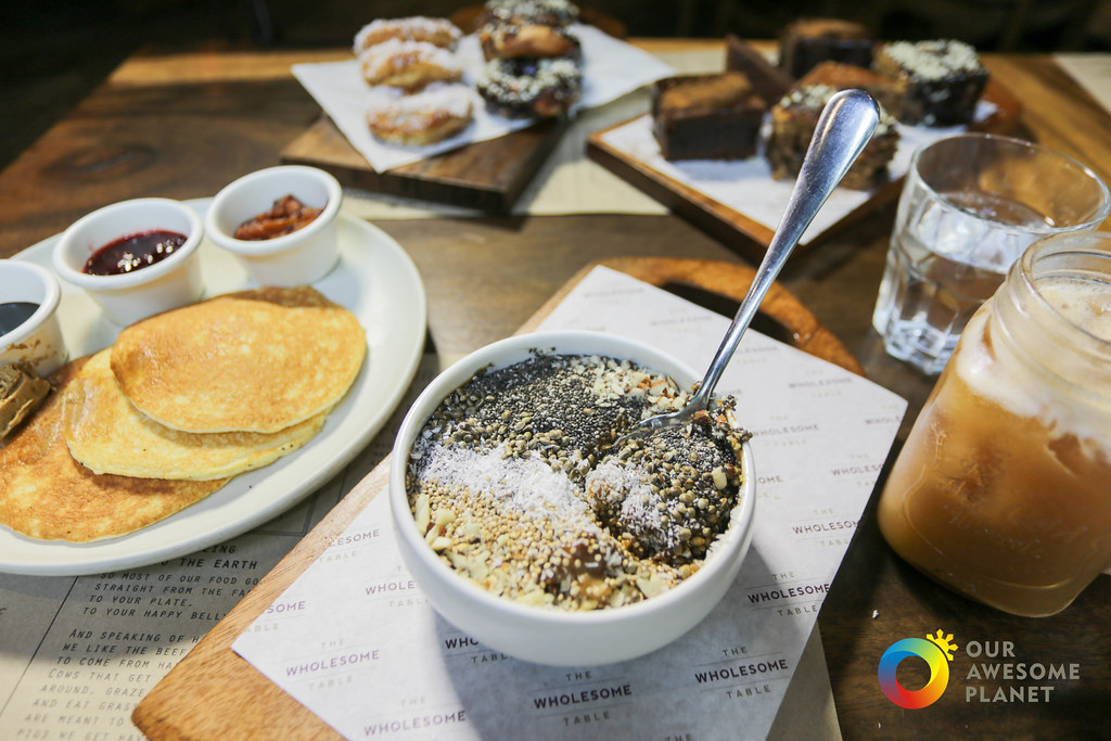 THE WHOLESOME TABLE Salcedo Breakfast in Makati! @BiancaElizalde