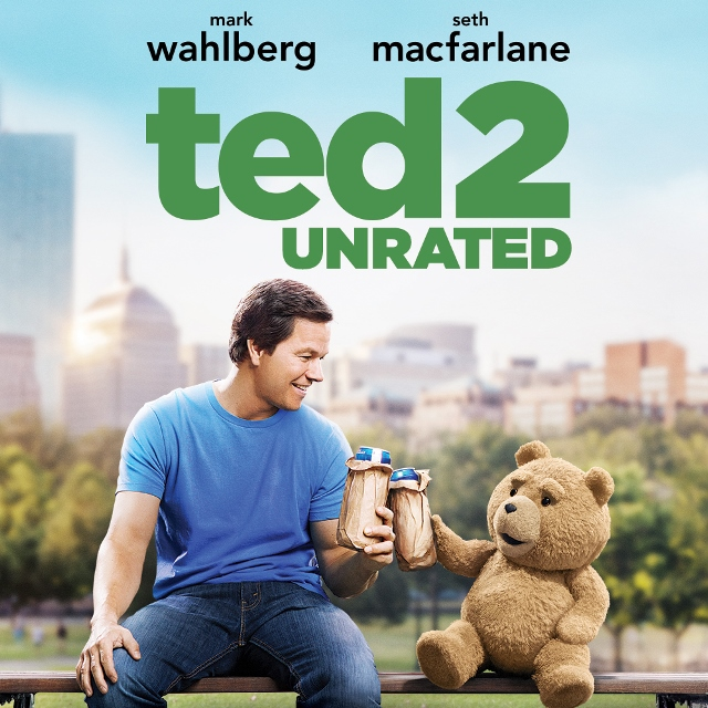 Ted 2 - Unrated