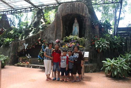 Gua Maria Waluyaning Tiyang Sakit - Jatingrum Curahjati Banyuwangi