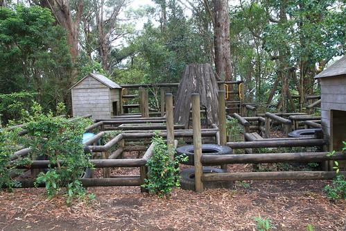 澳洲昆士蘭-Binna Burra Sky Lodges-遊憩設施-20141121-賴鵬智攝