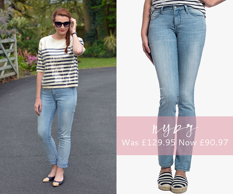 January 2016 Sales | NYDJ skinny jeans