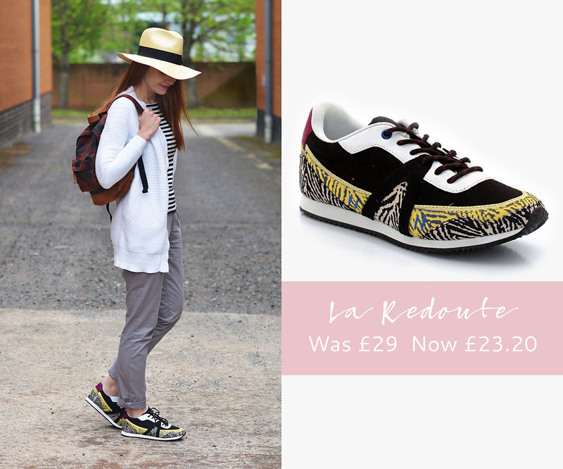 January 2016 Sales | La Redoute trainers