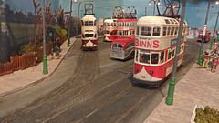 Sunderland Model Tramway 'Sealane'.