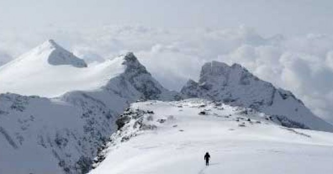 Haute Route: z Chamonix do Zermattu na lyžích
