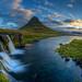 Kirkjafell Fisheye by Basic Elements Photography