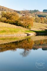 Les montagnes du Matin en automne. - Photo of Sainte-Colombe-sur-Gand
