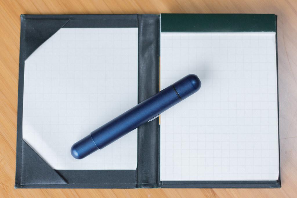 ロディア ハードカーバー 二画面で使用可能