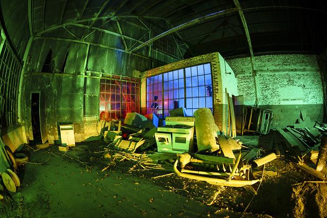 Abandoned Warehouse Redux II