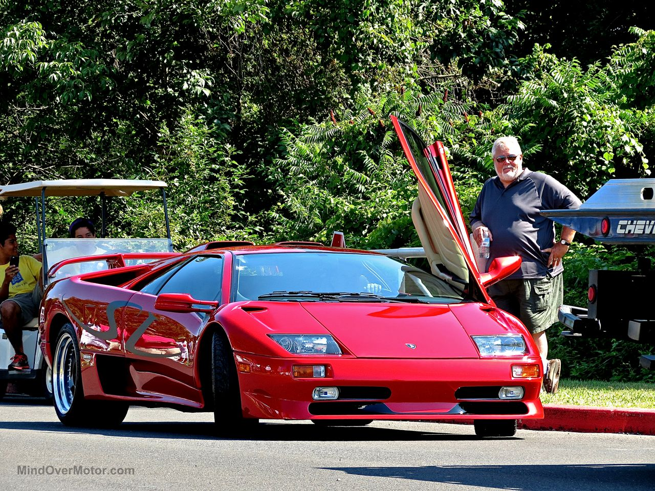 New Hope 2 Lamborghini Diablo SV