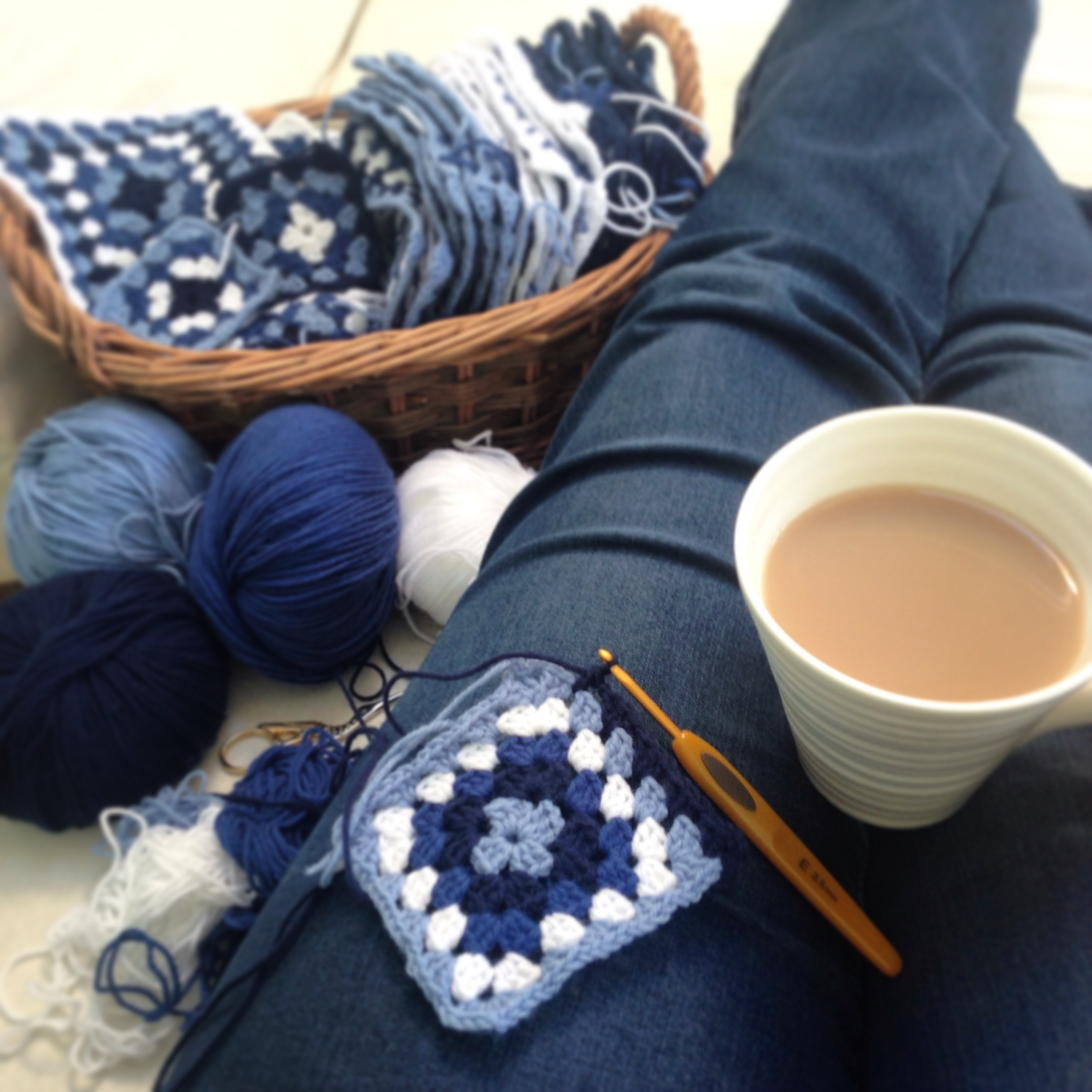 Crochet and Tea