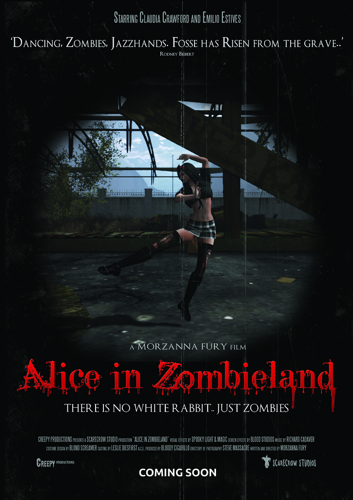Alice in Zombieland | Body Maitreya, Hands and Feet Slink, S