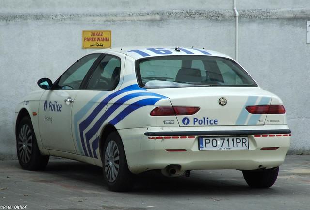 """Alfa-Romeo 156 1.8 TwinSpark """"Police"""""""