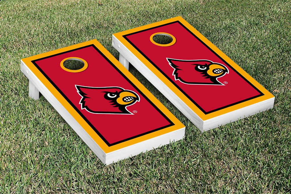 Louisville Cardinals Border Version 1