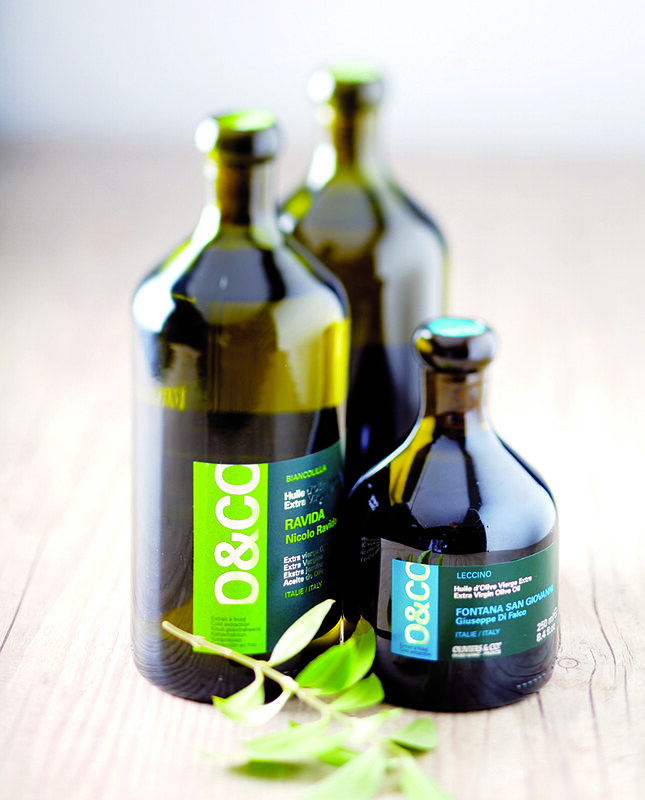 O&CO 2015 Grand Crus Collection Oils