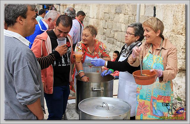 Briviesca en Fiestas 2.015 Segundo encierro Sopas de ajo y encierro infantil (12)