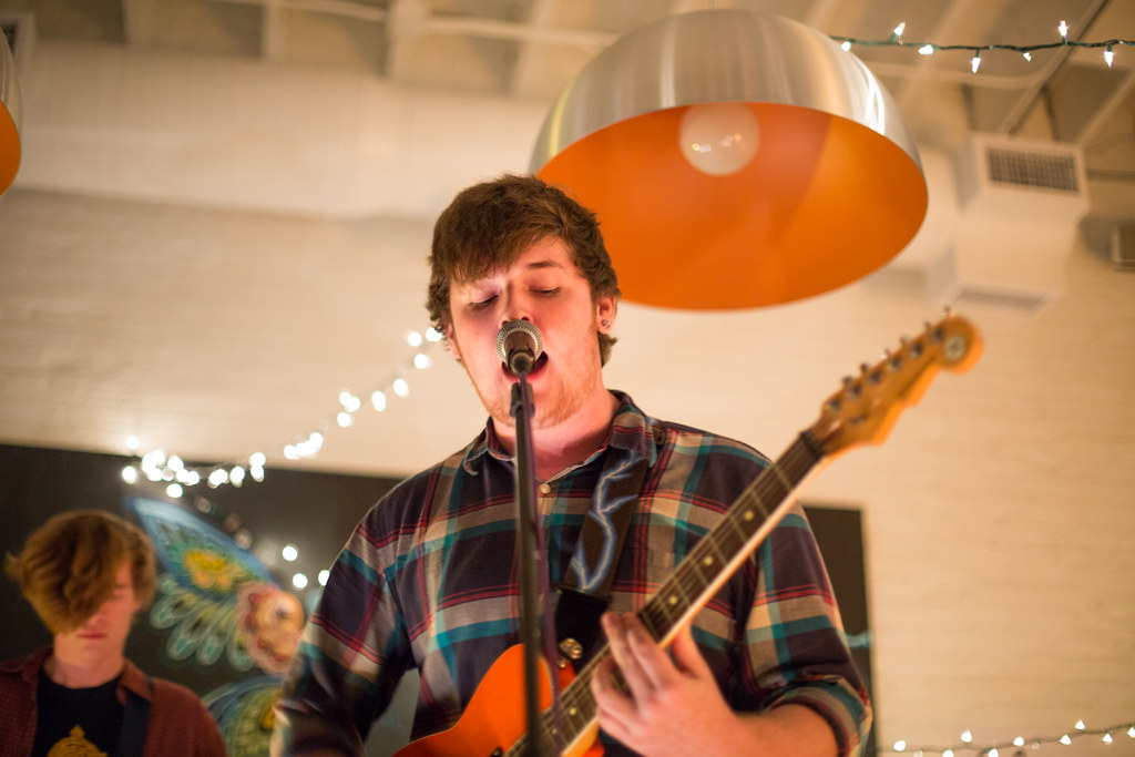 Superghost at Sofar Sounds: Gig 8 | 8.22.2015