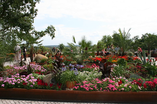 Terrasse des Bismarckturms