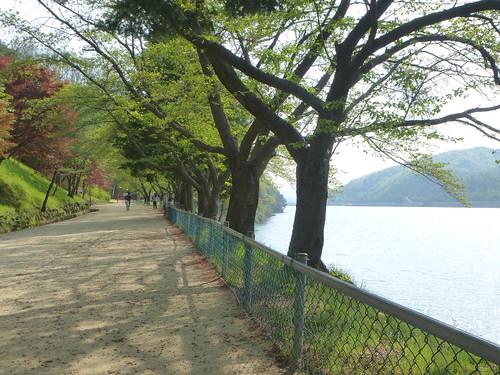 Co-Andong-Sentier pédestre(1)