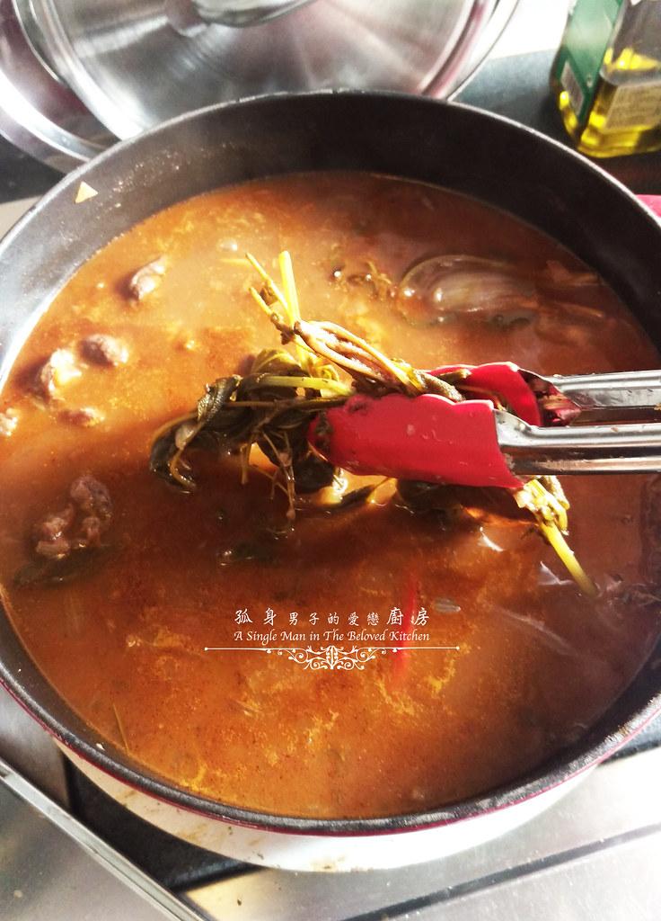 孤身廚房-香草使用不手軟!我的招牌香料燉牛肉28