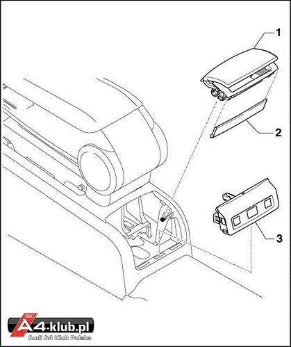 70944 - Instalacja przełącznika deaktywacji poduszki pasażera AIR BAG OFF - 16