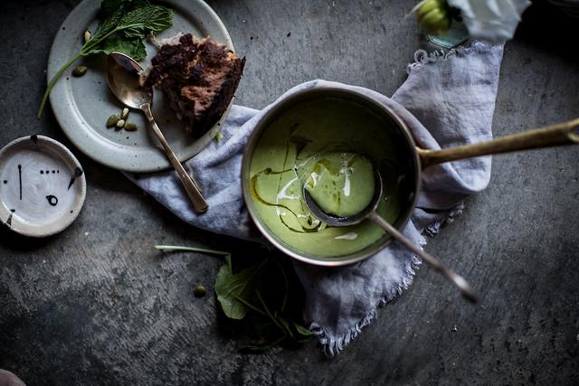 http://localmilkblog.com/2015/09/chilled-avocado-arugula-soup.html