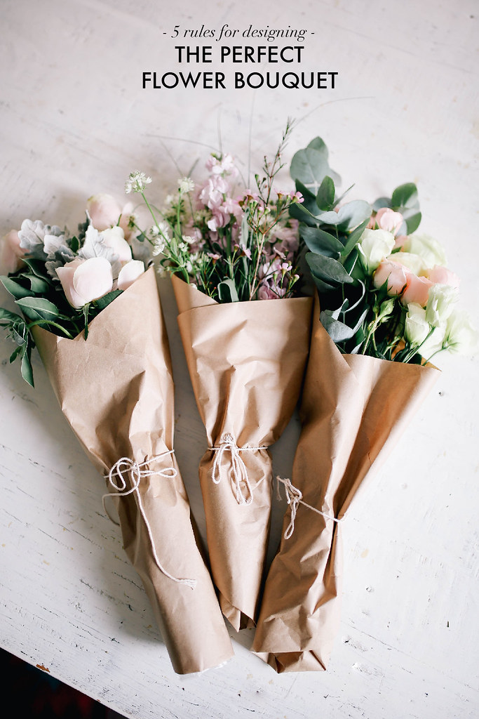A Quick Guide To Designing The Perfect Flower Bouquet | A Pair & A Spare